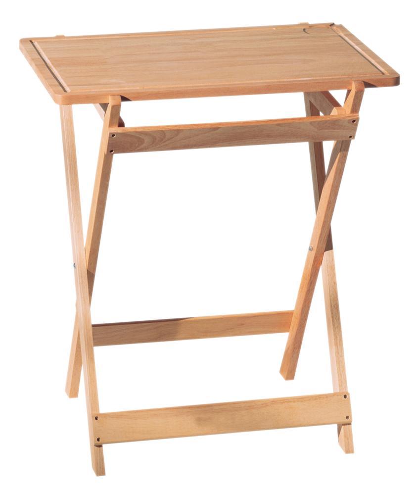 table pliante en h v a tom press. Black Bedroom Furniture Sets. Home Design Ideas