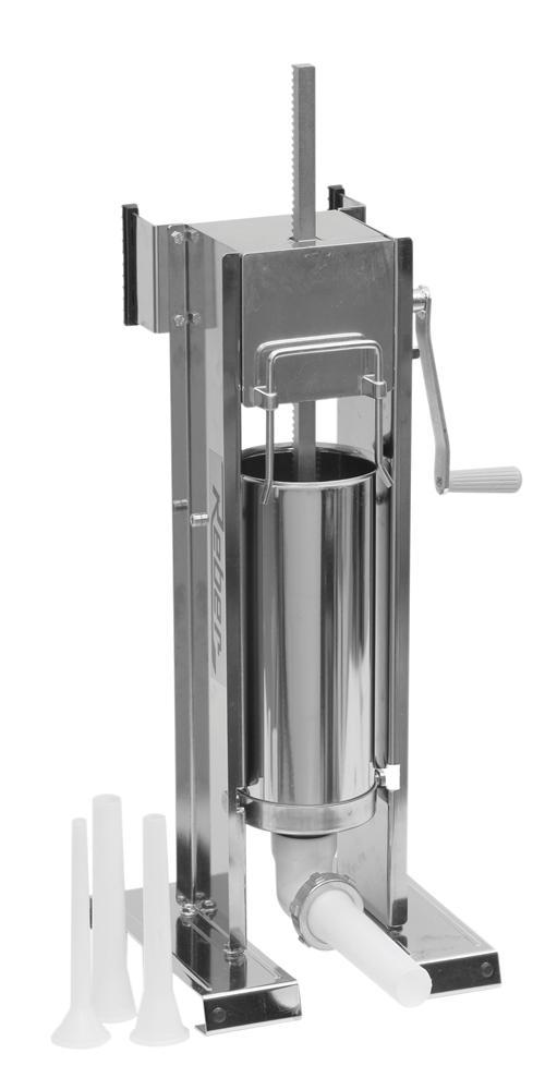 poussoir viande vertical horizontal inox 10 litres tom. Black Bedroom Furniture Sets. Home Design Ideas