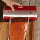 Machine à emballer sous-vide familiale rouge Reber