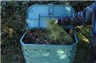 Composteur polypro 400 litres