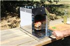 Turbogrill barbecue gril à gaz infrarouge 800° à cuisson directe