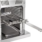 Support 4 brochettes inox 35 cm pour Turbogrill