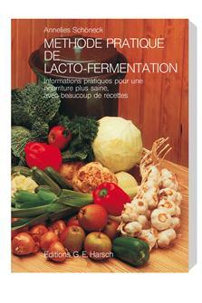 Livre Méthode pratique de lacto-fermentation