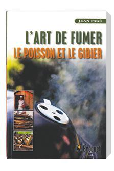 Livre L'art de fumer le poisson et le gibier
