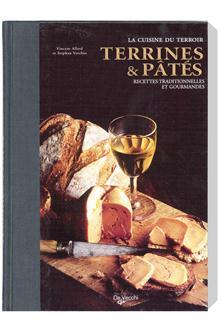 Livre Terrines et pâtés