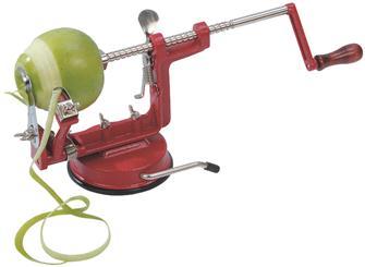 Pèle-pomme à ventouse