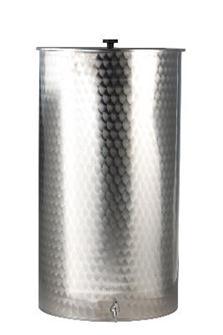 Cuve inox 300 litres reconditionnée