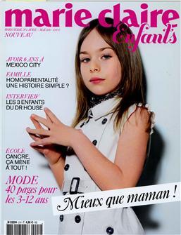Marie Claire enfants n°3 hors-série