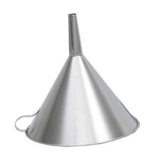 Entonnoir filtre inox 25 cm
