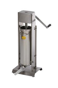 Poussoir à viande vertical 10 litres inox