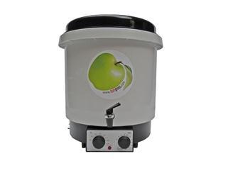 Stérilisateur électrique plastique avec minuterie et robinet