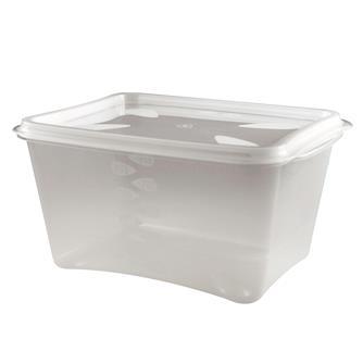 30 boîtes congélation 900 g avec couvercle