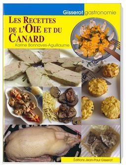 Les recettes de l´oie et du canard