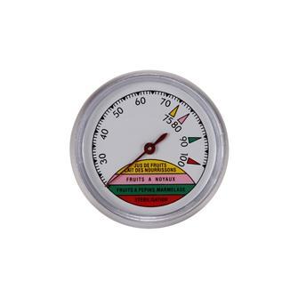 Thermomètre stérilisateur à cadran