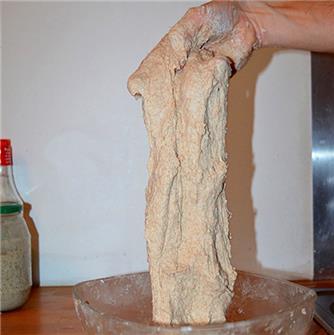 Pourquoi la pâte à pain lève?