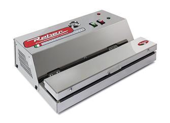 Machine sous vide inox Tom Press par Reber EcoPro 30