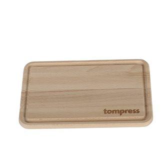 Planche à découper Tom Press de 25x16x1,2 cm