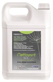 Nettoyant sol parfum pin 5 litres pour 800 litres d´eau de lavage