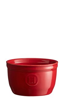 Ramequin rouge Grand Cru Emile Henry 9 cm