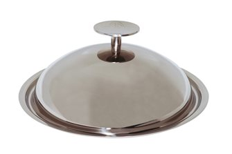 Couvercle cloche Baumstal inox 24 cm