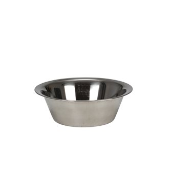 Bassine conique à pâtisserie inox 32 cm