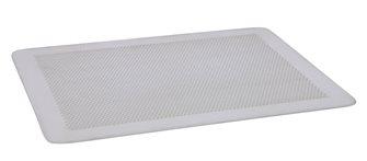 Plaque à four perforée 30x40 cm en aluminium dur