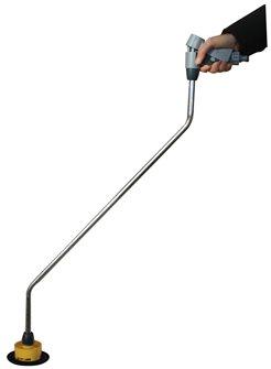 Arroseur canne pour gros débit en douceur