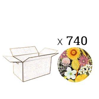 Capsules Twist-off miel melliflor Diam 82 par 740