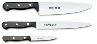 Couteaux Top Chef Wüsthof coffret de 3 pièces