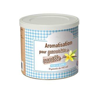Aromatisation pour yaourtière parfum vanille