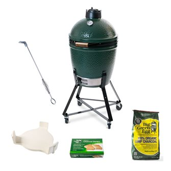 Big Green Egg Medium pack Original convEGGtor OFFERT
