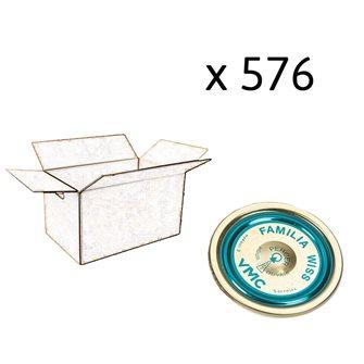 Capsule Familia Wiss® 110 mm par carton de 576