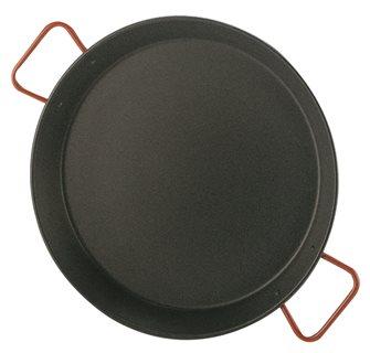 Plat à paella anti-adhésif 50 cm