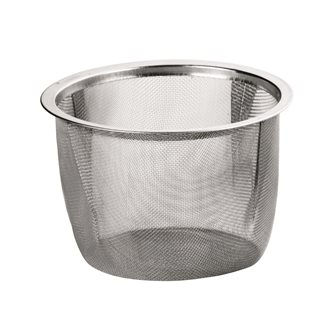 Filtre inox de 7,5 cm pour théière