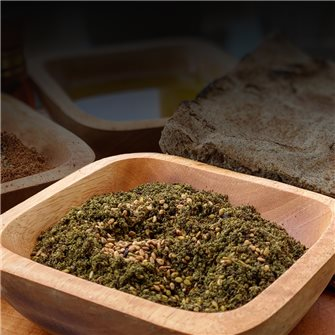 Mélange pour la fabrication de saucisse orientale menthe et cumin 2 kg