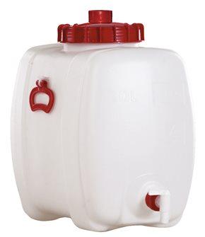 Cuve alimentaire rectangulaire de 60 litres